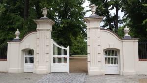 Tor Bucher Schlosspark 25. Juni 2015