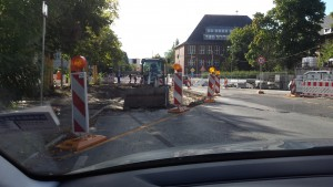 Höhe Eingang Ludwigobjekt