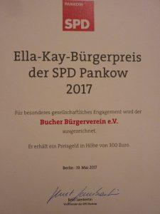 Ella-Kay-Bürgerpreis 2017