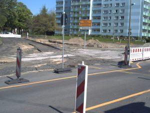 Kreuzung Alt-Buch/Wiltbergstrasse 15.05. 2017
