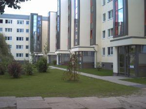 sanierte Häuser W.-Friedrich-Strasse