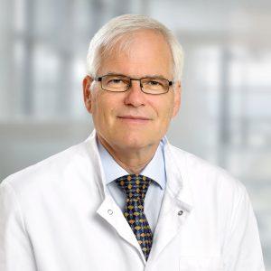 Porträt Prof. Ritter