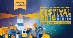Nationales Science on Stage Festival 2018 @ Campus Buch, MDC.C | Berlin | Berlin | Deutschland