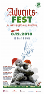 Adventsfest 2018 L.-Hoffmann-Quartier