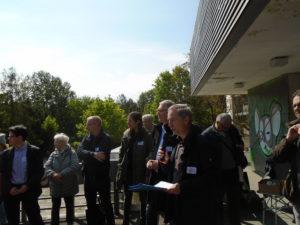 11.Mai 2019 Eröffnung Rundgänge Stasikrankenhaus