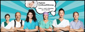 Helios-Klinikum Buch: Live-Chat / digitale Kreißsaalführung